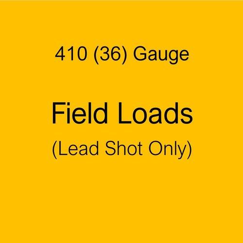 HUNTING (LEAD SHOT)