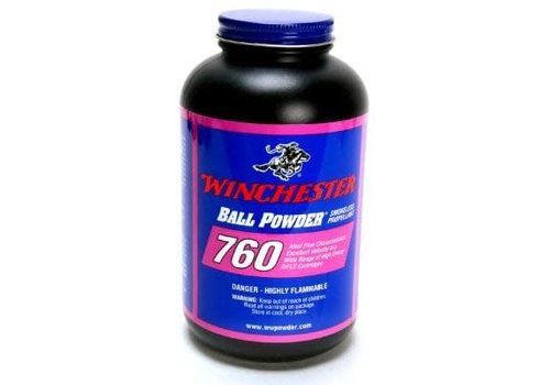 WIN100-WINCHESTER 760 GUN POWDER 1LB