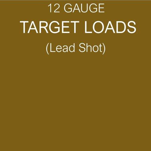 TARGET (LEAD SHOT)