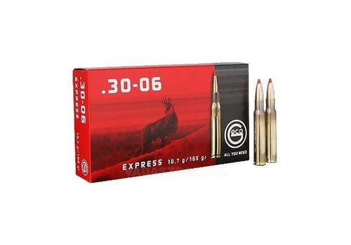 OSA1625-GECO EXPRESS 30-06 SPRG 165GR 20RNDS