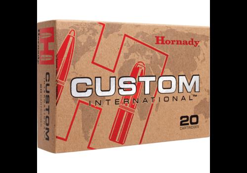 HORNADY CUSTOM INTERNATIONAL  9.3X62 286GR SP 20RNDS (OSA2070)