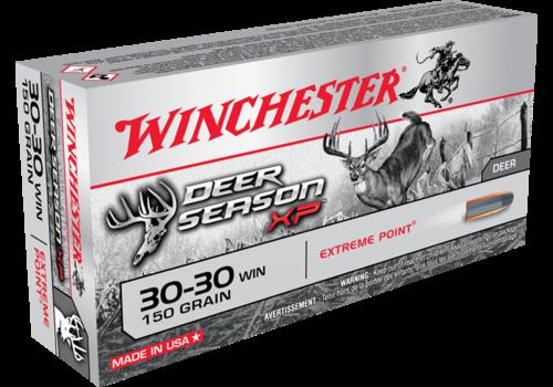 WIN035-WINCHESTER DEER SEASON 30-30 WIN 150GR XP 20RNDS