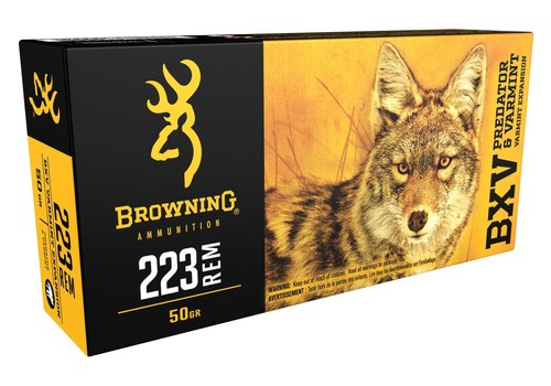 WIN061-BROWNING BXV 223 REM 50GR VE 20RNDS