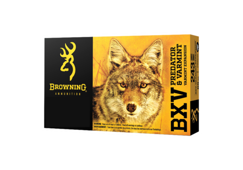 BROWNING BXV 243 WIN 65GR VE 20RNDS (WIN1155)
