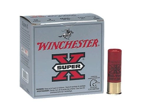 "WINCHESTER DRYLOK SUPER X STEEL 20G 3"" 28GM #4 1330FPS 25RNDS (WIN1076)"