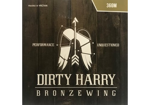 BWA045-SLAB-BRONZE WING DIRTY HARRY 12G 70MM 36GM #4 1350FPS 250RNDS