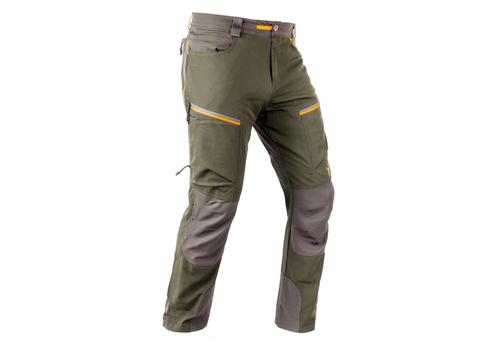 HUNTERS ELEMENT SPUR TROUSERS FOREST GREEN