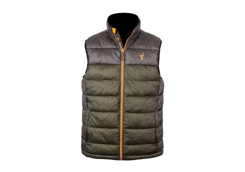 HUNTERS ELEMENT RAZOR VEST FOREST GREEN