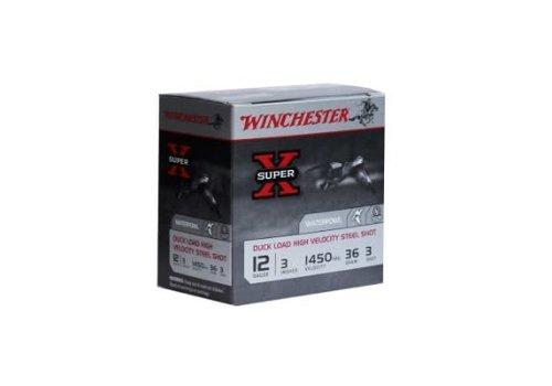 "WIN155-SLAB-WINCHESTER SUPER X 12G 3"" 36GM #3 1450FPS 250RNDS"