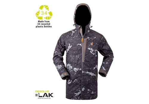 HUNTERS ELEMENT SPECTRE JACKET DESOLVE BLAK