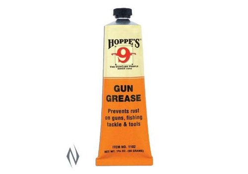 NIO1889-HOPPES 9 GUN GREASE 1.75OZ 50GMS