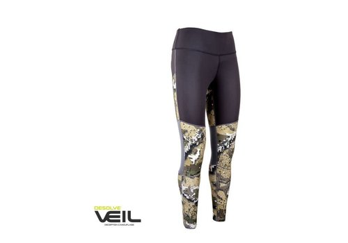 HUNTERS ELEMENT CORE LEGGINGS WOMENS DESOLVE VEIL