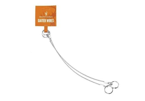 HUNTERS ELEMENT GAITER WIRES
