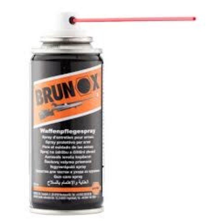 ANC029-Lubricant - Brunox 100Ml Lub And Core Gun Care spray