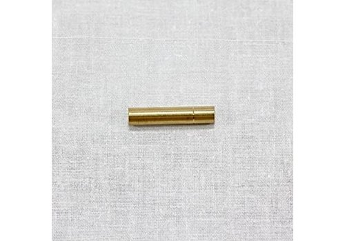 SJS199-Dewey Small Brass Brush Adapter for .22-.26 Model Smba