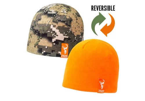 HUNTERS ELEMENT PURSUIT BEANIE DESOLVE VEIL/BLAZE(HUE725)