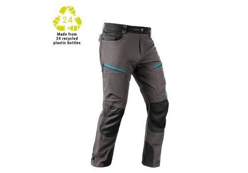 HUNTERS ELEMENT BOULDER TROUSER WOMENS GREY/BLACK