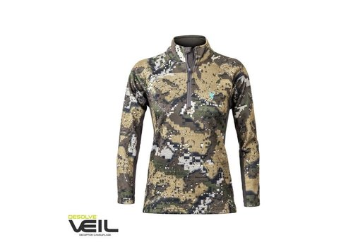 HUNTERS ELEMENT EDGE TOP WOMEN DESOLVE VEIL