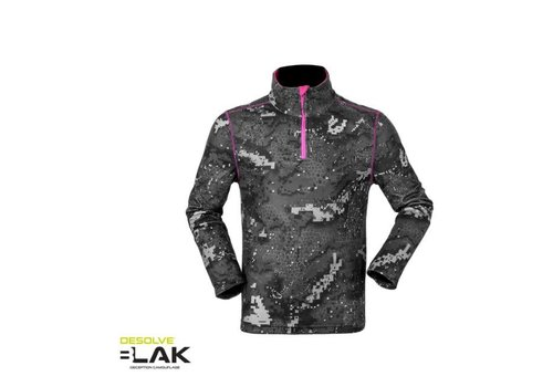 HUNTERS ELEMENT ALPI TOP WOMENS DESOLVE BLAK