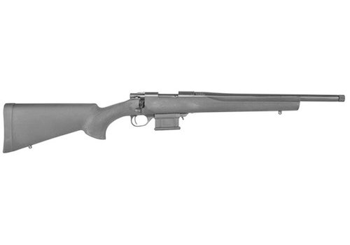 "OSA2760-HOWA MINI ACTION 300 BLACK OUT 18.5"" THRD"
