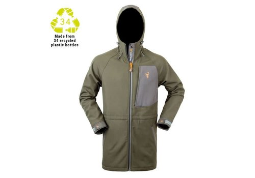 HUNTERS ELEMENT SPECTRE JACKET FOREST GREEN