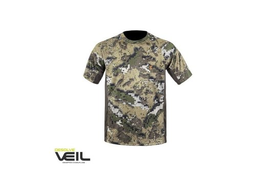 HUNTERS ELEMENT CRUX TEE DESOLVE VEIL