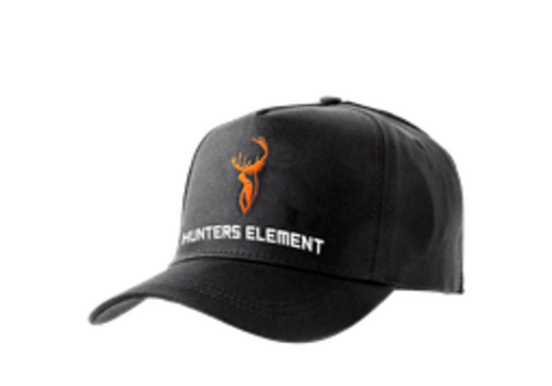 HUNTERS ELEMENT IRIDIUM CAP BLACK (HUE616)