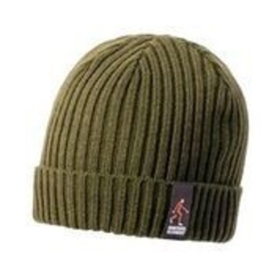 HUNTERS ELEMENT YETI BEANIE GREEN (HUE004)