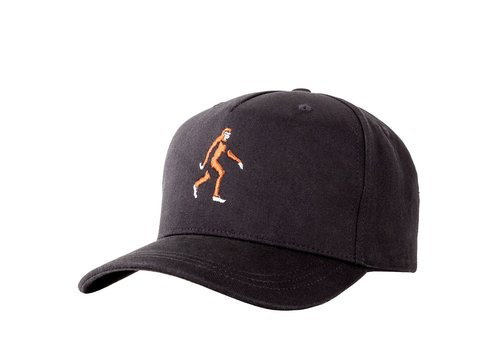 HUNTERS ELEMENT BIGFOOT CAP BLACK (HUE1008)