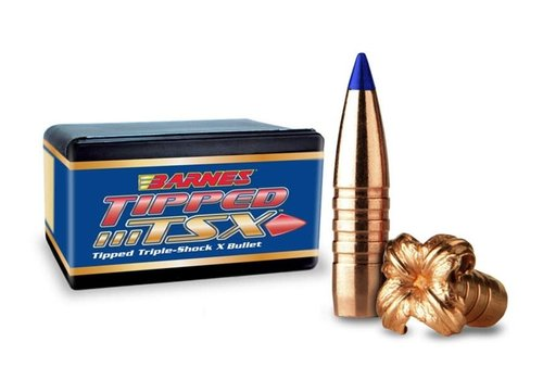 RAY362-BARNES TTSX 243WIN 80GR BULLETS 50PK #30208
