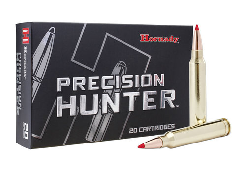 HORNADY PRECISION HUNTER 300 WIN MAG 200GR ELD-X 20RNDS (HES002)