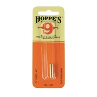 NIO005-HOPPES ADAPTER .17 TO .22 CAL FEMALE ENDS
