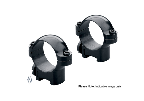 NIO1306-LEUPOLD RIMFIRE 13MM LOW RINGS MATT (.721)