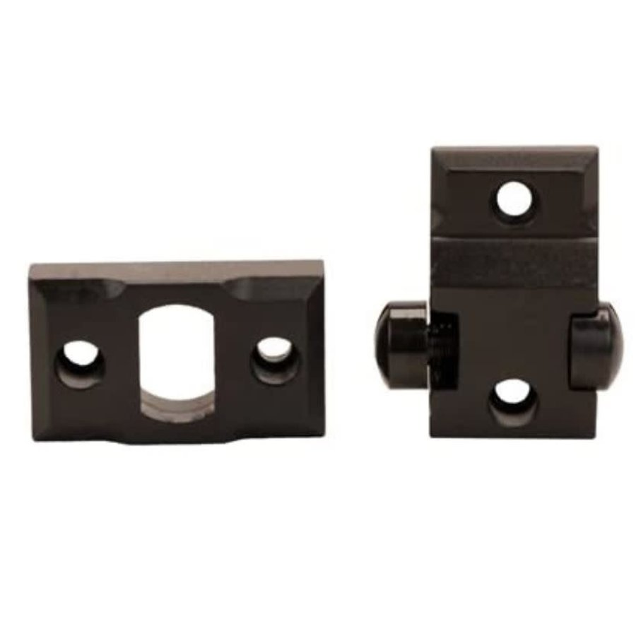 BER1374-BURRIS TRUMOUNT UNI TWO-PIECE BASES TIKKA SINGLE FRONT DOVETAIL
