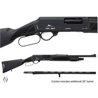 """ADLER A110 12G 20"""" RS&28"""" COMBO LEVER ACTION (NIO1747)"""
