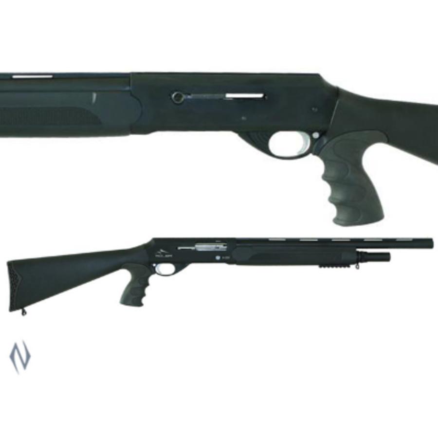 "NIO1390-ADLER B220 12G 20"" PISTOL GRIP STRAIGHT PULL SHOTGUN 5 SHOT"