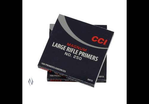 NIO064-PRIMERS-CCI 250 LARGE RIFLE MAGNUM 100RNDS