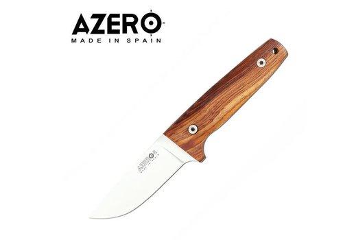 TAS028-KNIFE-AZERO CUCHILLO MANGO COCOBOLO D2