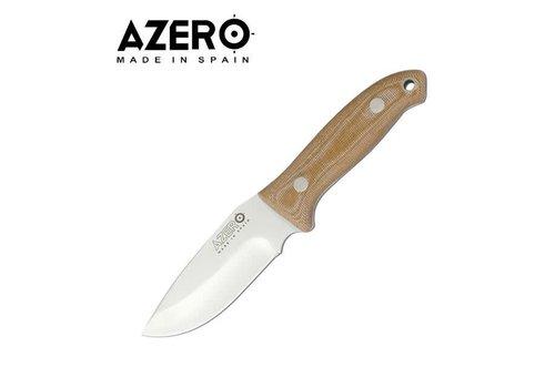 TAS029-KNIFE-AZERO CUCHILLO MANGO MIKARTA CANVAS
