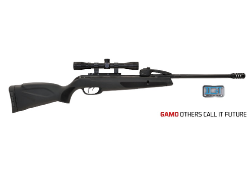 OSA2493-GAMO REPLAY .177 10 SHOT W/ 4X32 SCOPE