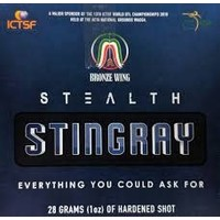BRONZE WING STEALTH STINGRAY 12G 28GM #7.5 25RNDS(BWA026)