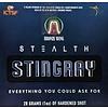 BRONZE WING SLAB-BRONZE WING STEALTH STINGRAY 12G 28GM #7.5 250RNDS(BWA026)
