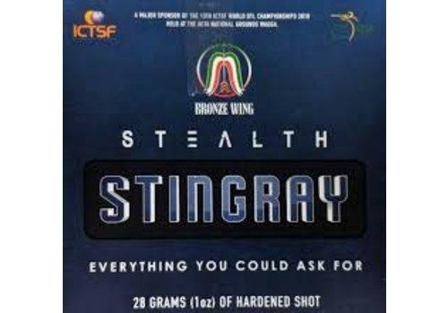 BWA026-SLAB-BRONZE WING STEALTH STINGRAY 28GM #7.5 250RNDS