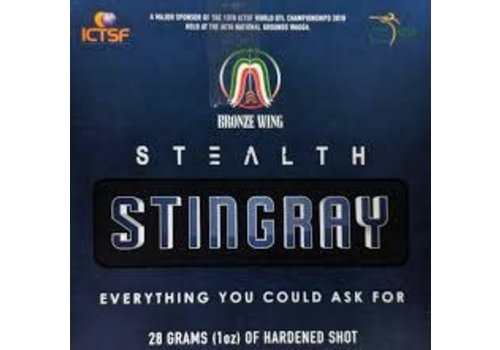 SLAB-BRONZE WING STEALTH STINGRAY 12G 28GM #7.5 1325 FPS 250RNDS(BWA026)