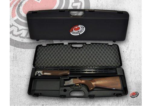 OSA973-GUN CASE-NEGRINI MIROKU BASIC FORMED INLAY ASHLAR FOAM