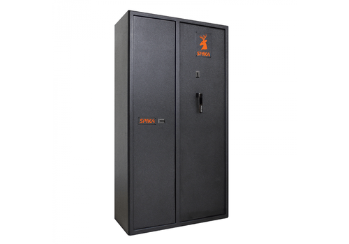 SPIKA SDDN (NEW MODEL) DOUBLE DOOR SAFE (ANC123)