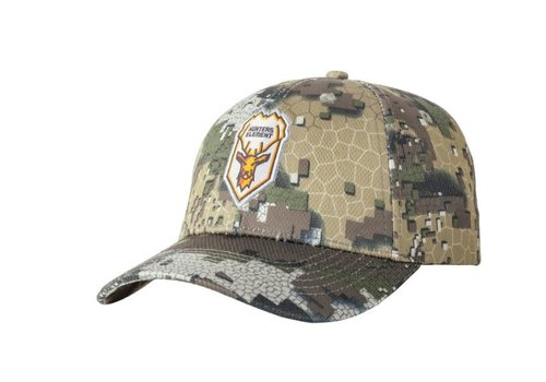 HUNTERS ELEMENT KIDS ROAR CAP ORANGE STAG DESOLVE VEIL (HUE183)