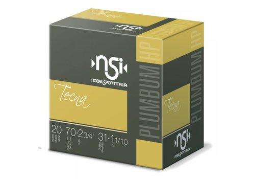 NSI TECNA 20GA 70MM 31GM #BB (ITL #0) 1317FPS SLAB 250RNDS (BWA006)