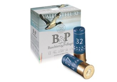 OSA2013-B&P VALLE STEEL 12G 32GM #5 25RNDS