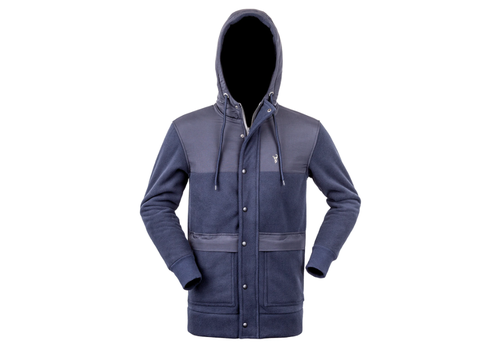 HUNTERS ELEMENT BEAUFORT JACKET NAVY